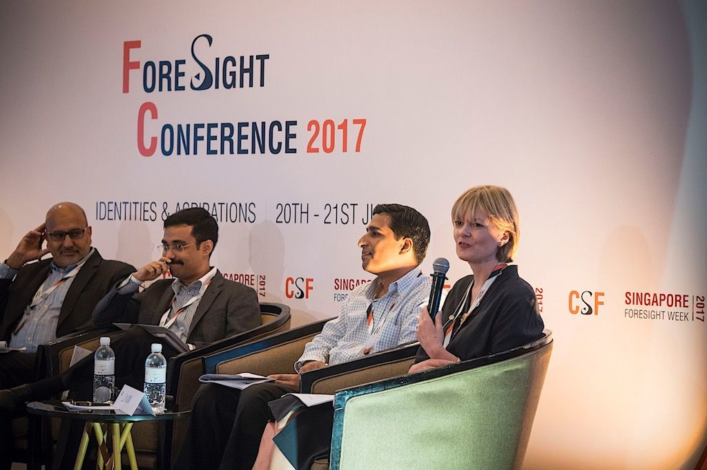 Foresight Conference 2017 Panel Discussion