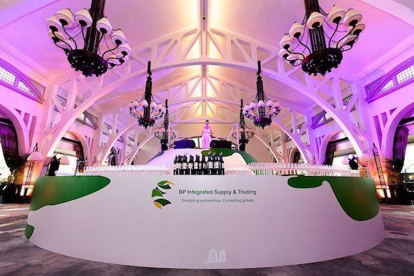 chameleon global events project BP APPEC 2016