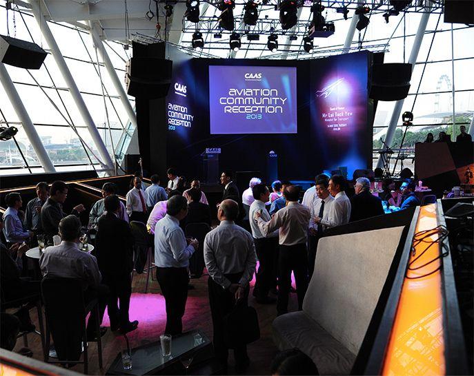 awards ceremony events management singapore