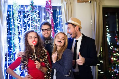 Themed Event Attractions - Photobooth